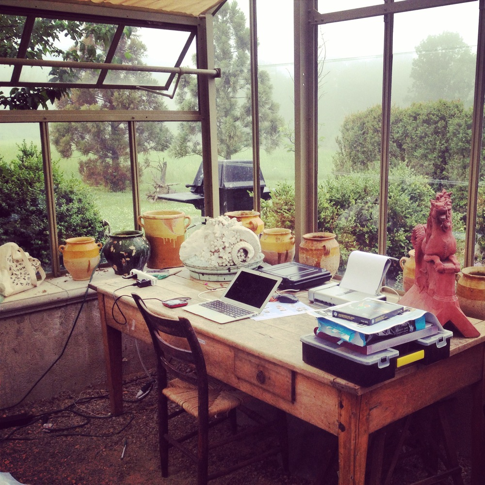 anthropologie house and home catalog on location with county fair productions greenhouse office