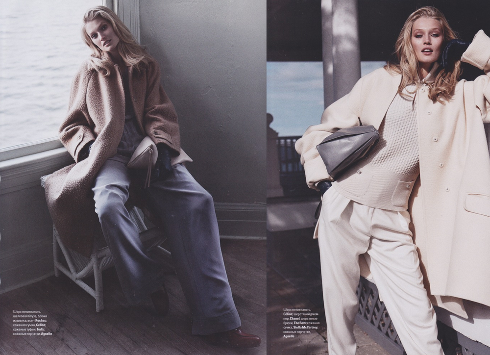 toni garrn photo shoot for vogue ukraine by benny horne and county fair productions 11
