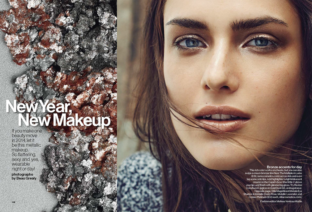 glamour magazine by beau grealy 1