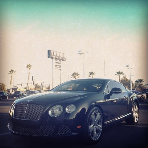 bentley motors work by county fair productions and agent daddy in las vegas