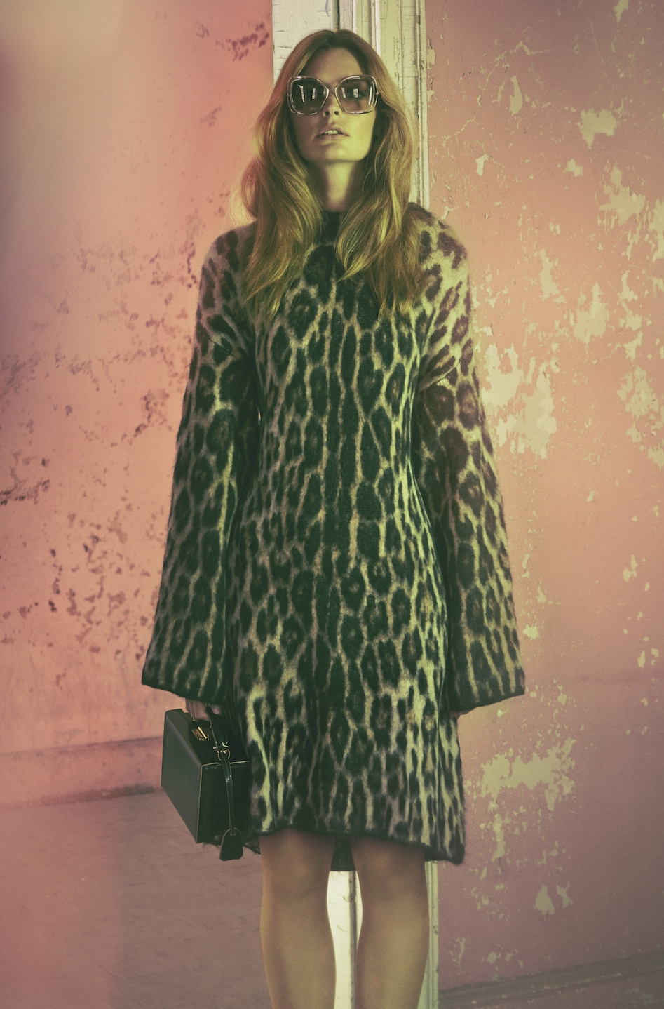 Marie Claire Psychedelic Shift by James Macari