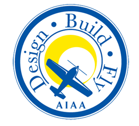 Design, Build, Fly Logo - Taken from AIAA DBF (aiaadbf.org)