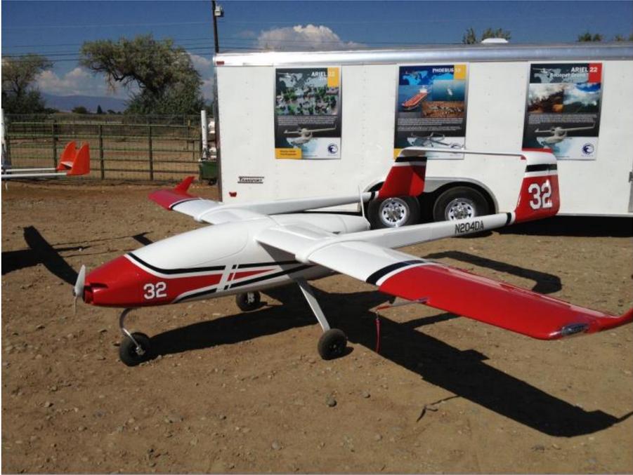 Competitor UAV