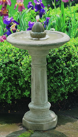 Acorn Fountain $285