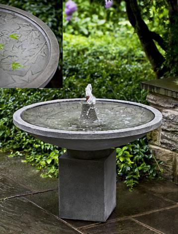 Autumn Leaves Fountain $435