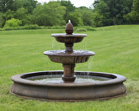 Attrayant Beaufort Fountain $6870