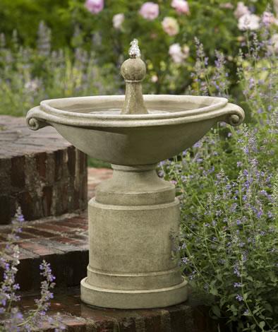 Borghese Fountain $490