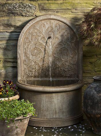 Corsini Wall Fountain $685