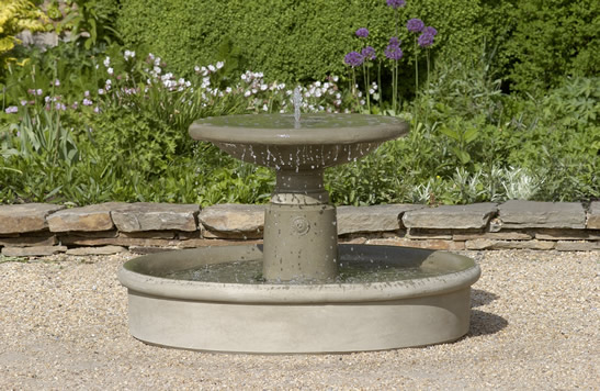Esplanade Fountain $1200
