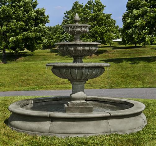 Estate Longvue Fountain