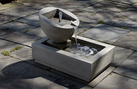 Genesis II Fountain $715