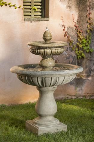 Longvue Fountain