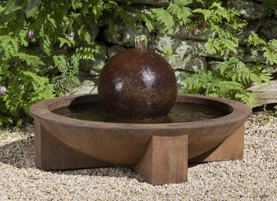 Low Zen Sphere Fountain $825