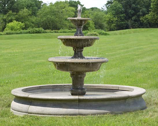 Newport Fountain $7150