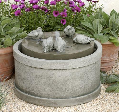 Passaros Fountain