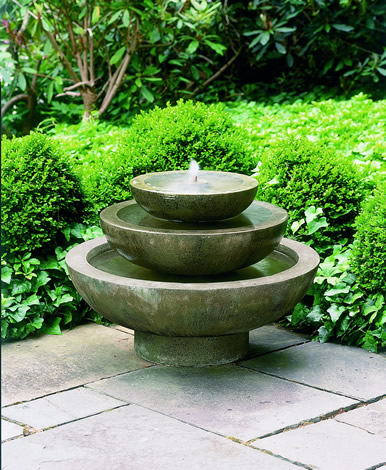 Platia Fountain