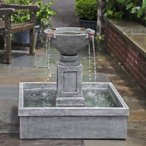 Rittenhouse Fountain $960
