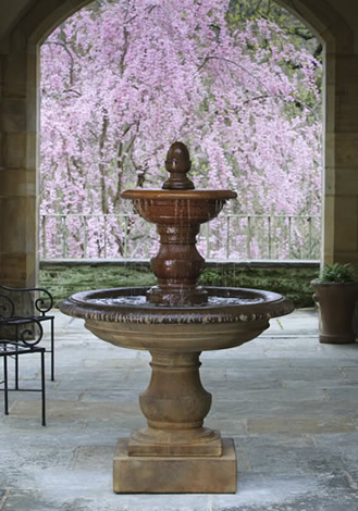 San Pietro Fountain $1730