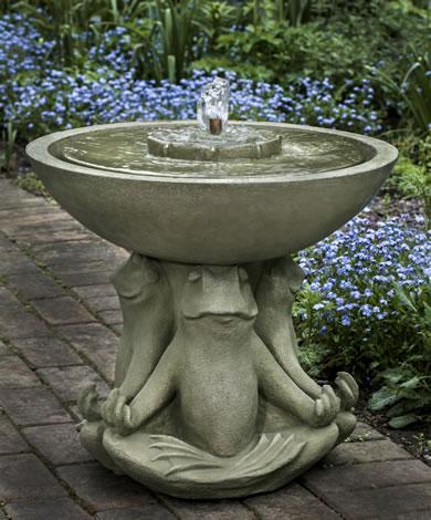 Zen III Fountain $495