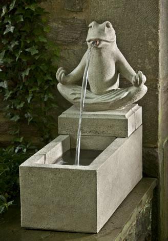 Zen Plinth Fountain