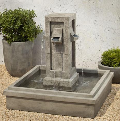 Pallisades Fountain
