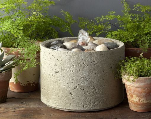 M-Series Pebble Fountain
