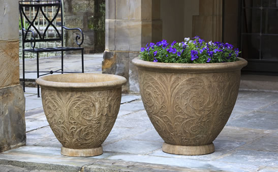 Arabesque Medium Urn