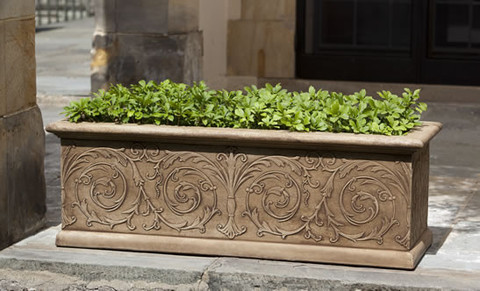 Arabesque Window Box $570