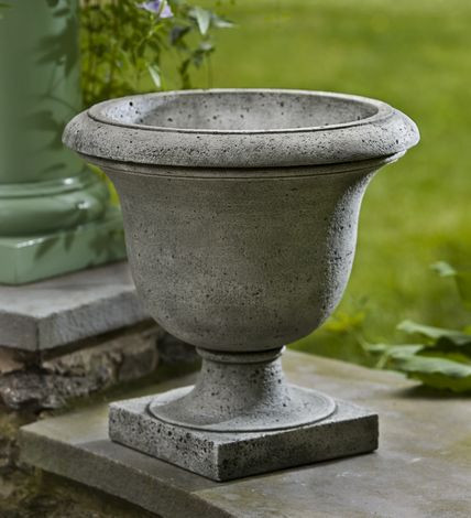 Litchfield Rustic Urn   $190