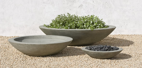 Low Zen Large Bowl