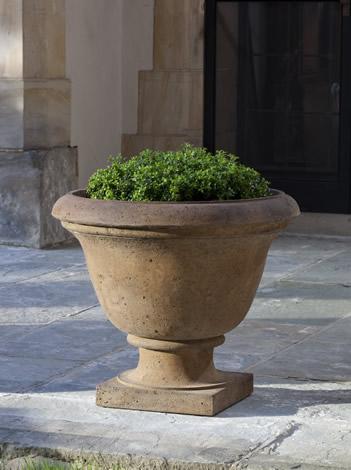 Rustic Greenwich Urn $355