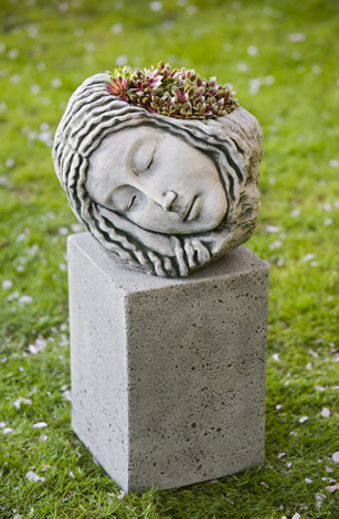 Sleeping Maiden Planter $165