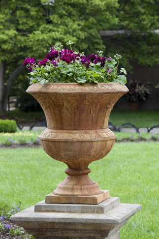 Smithsonian Flight of Fancy Urn $245