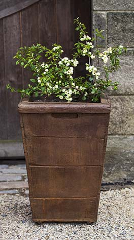 Vendange Tall Planter $425