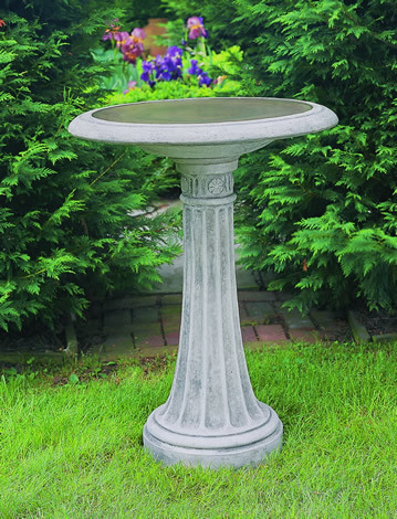 Chestnut Hill Birdbath $270