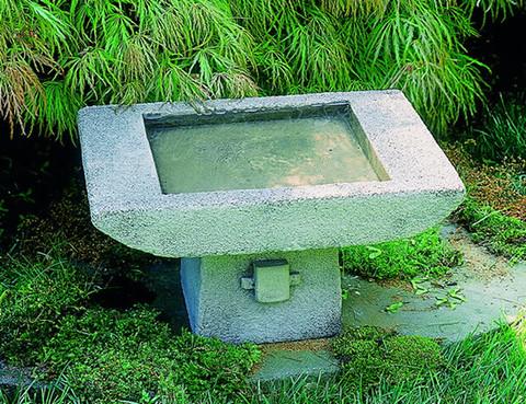 Kyoto Birdbath