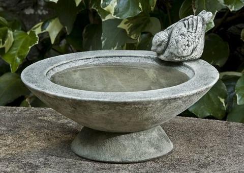 Songbird's Rest Birdbath