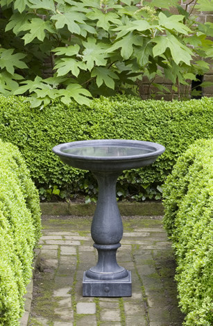 Williamsburg Candlestand Birdbath $220