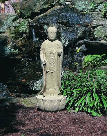 Morris Standing Buddha