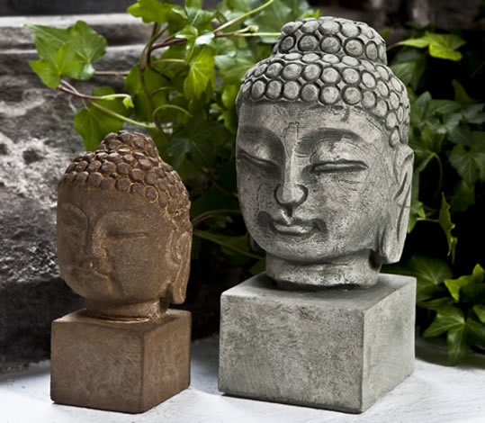Serene Buddha Medium