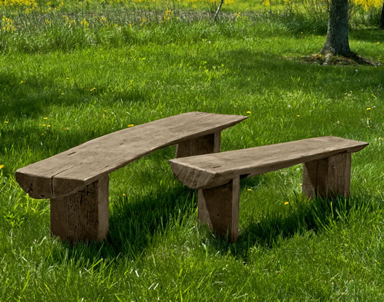 Bois Large Bench