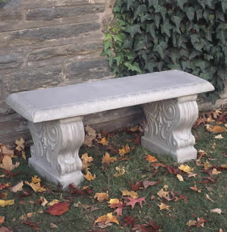 Traditional Straight Bench