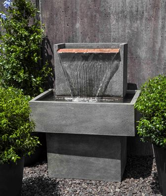 Falling Water I Fountain $960