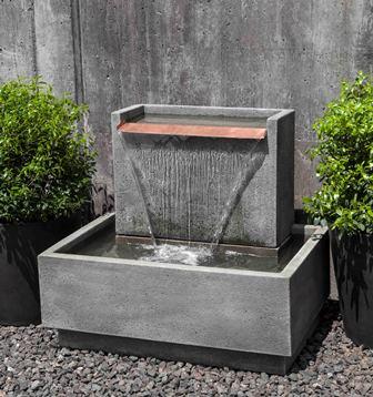 Falling Water II Fountain $875