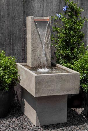 Falling Water III Fountain