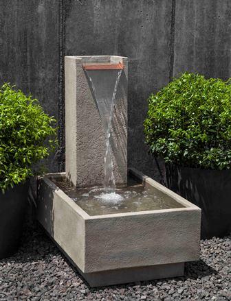 Falling Water IV Fountain