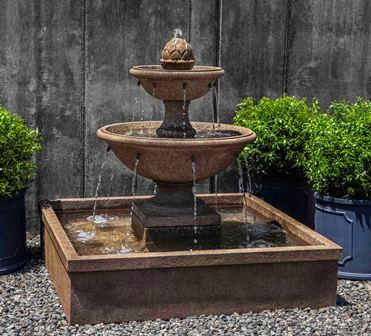 La Mirande Fountain $2200