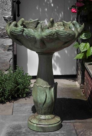 Newport Dove Fountain