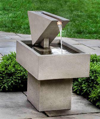 Triad Fountain