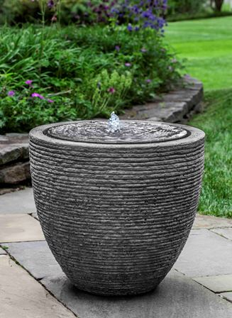 Stone Ledge Fountain $355
